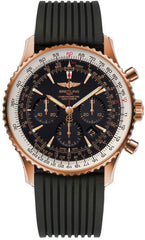 Breitling Watch Navitimer 01 46 18kt Gold Limited Edition