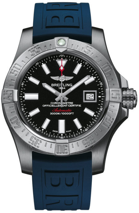 Breitling Watch Avenger Seawolf Diver Pro III Tang Type
