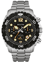 Bulova Watch Seaking Gents