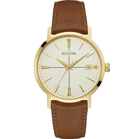 Bulova Watch Aerojet Mens