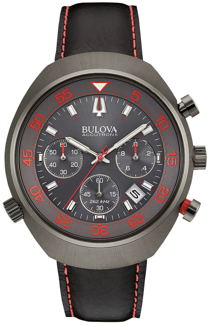 Bulova Watch Accutron Mens