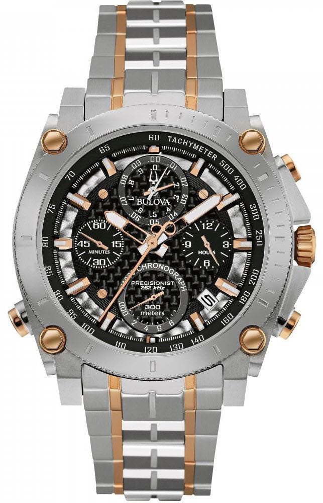 Bulova Watch Precisionist Chrono