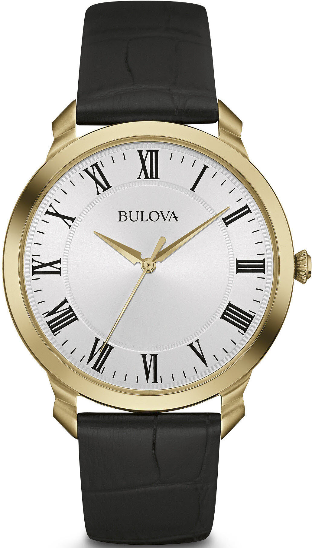 Bulova Watch Dress Mens