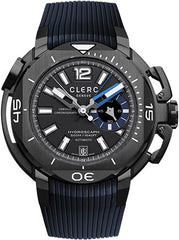 Clerc Watch Hydroscaph Central Chrono Small Second