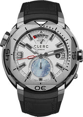 Clerc Watch Hydroscaph GMT Power Reserve