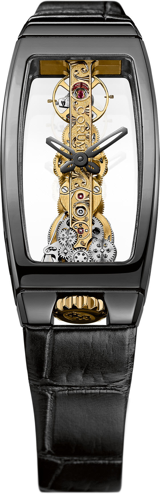 Corum Watch Miss Golden Bridge