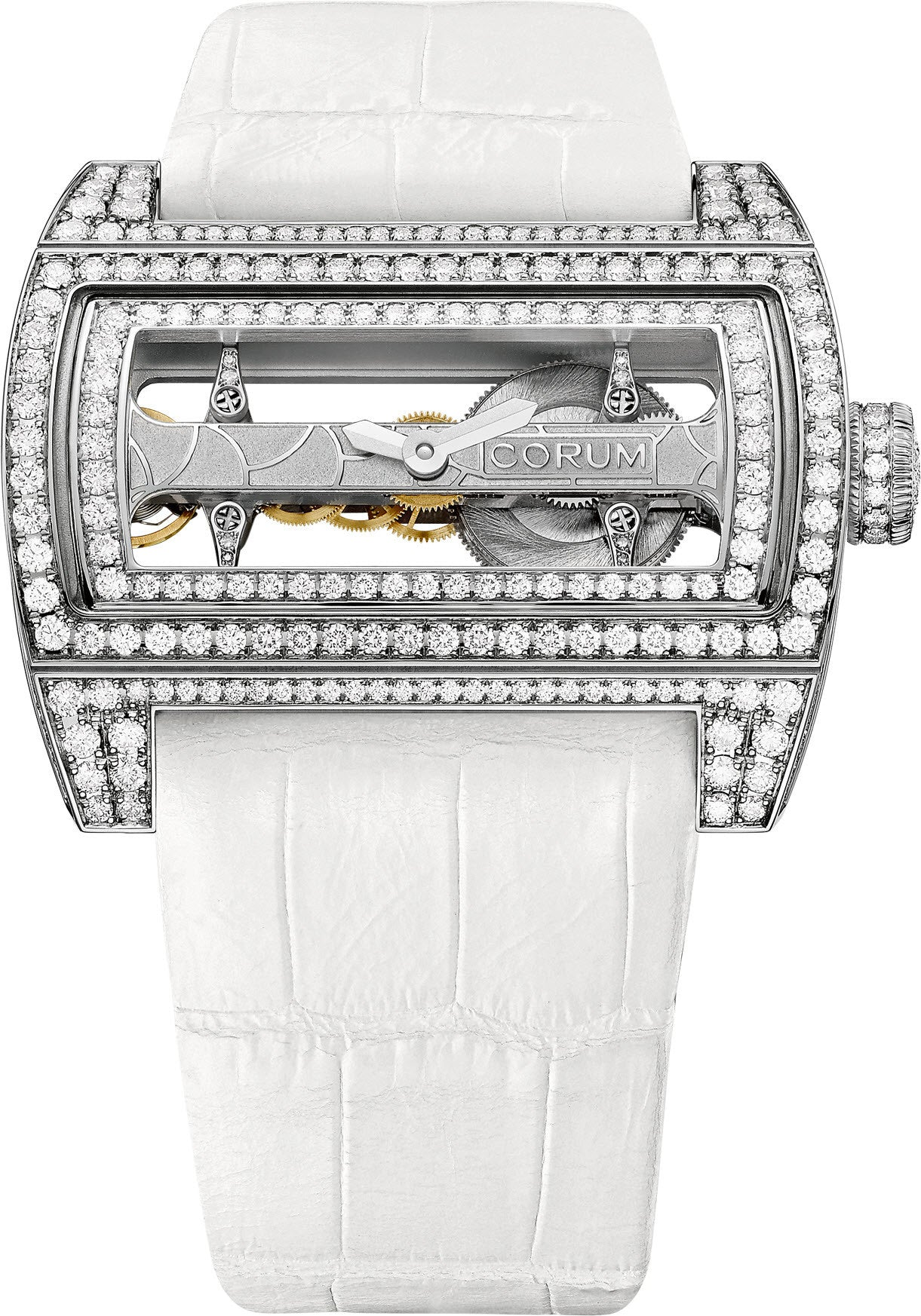 Corum Watch Ti Bridge Lady