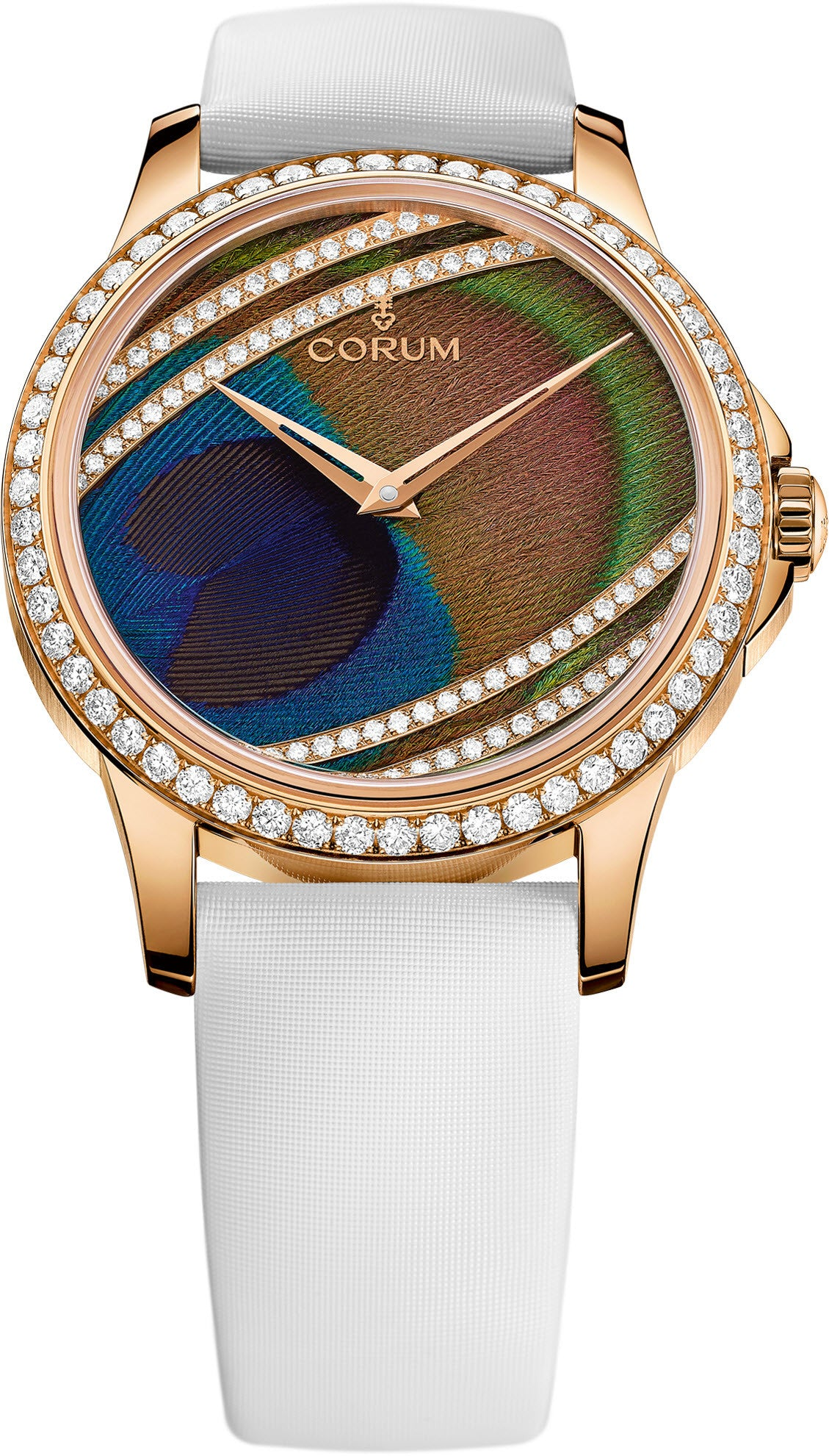 Corum Watch Heritage Feather