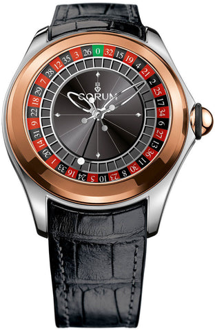 Corum Watch Bubble Roulette Limited Edition 18K