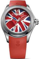 Corum Watch Bubble 47 Flag UK Limited Edition