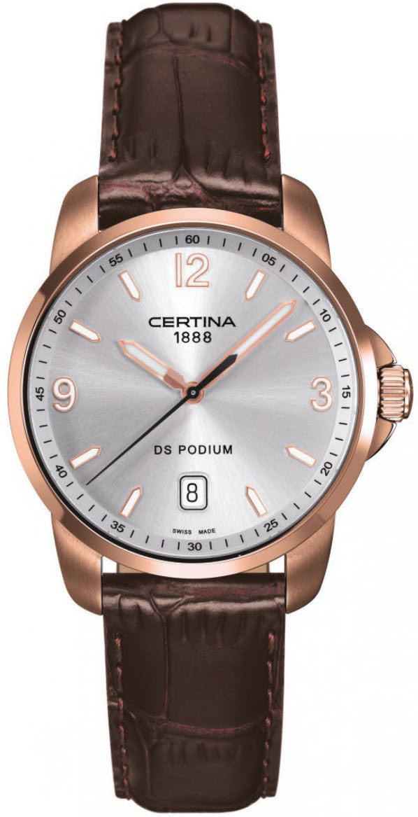 Certina Watch DS Podium Quartz