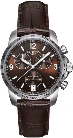 Certina Watch DS Podium Chrono Quartz