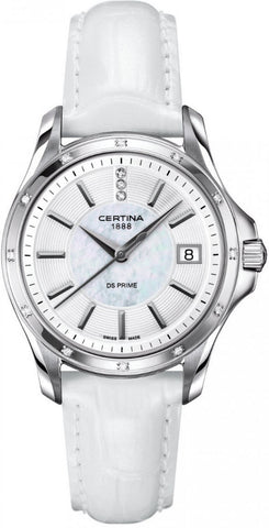 Certina Watch DS Prime Lady Round Quartz