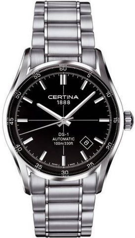 Certina Watch DS-1 Index Automatic