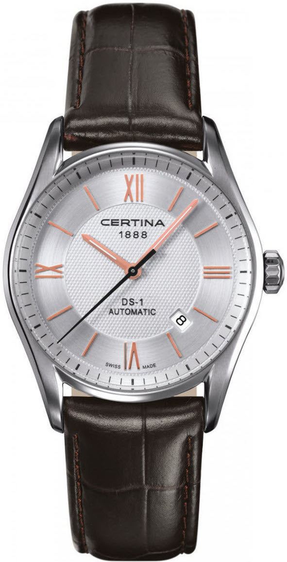 Certina Watch DS-1 Roman Automatic