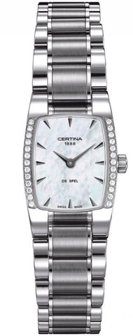 Certina Watch DS Mini Spel Lady Shape Quartz