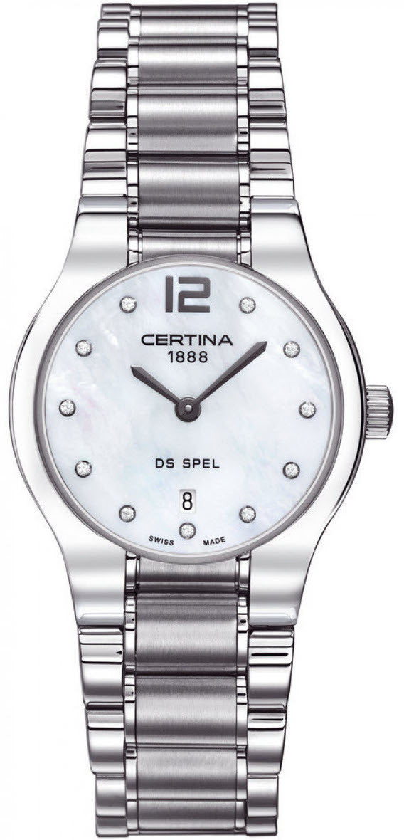 Certina Watch DS Spel Lady Round Quartz