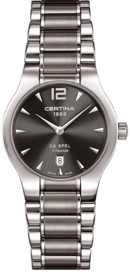 Certina Watch DS Spel Lady Round Quartz A