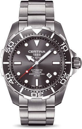 Certina Watch DS Action Divers Automatic