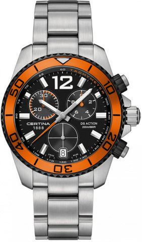 Certina Watch DS Action Chrono Quartz D