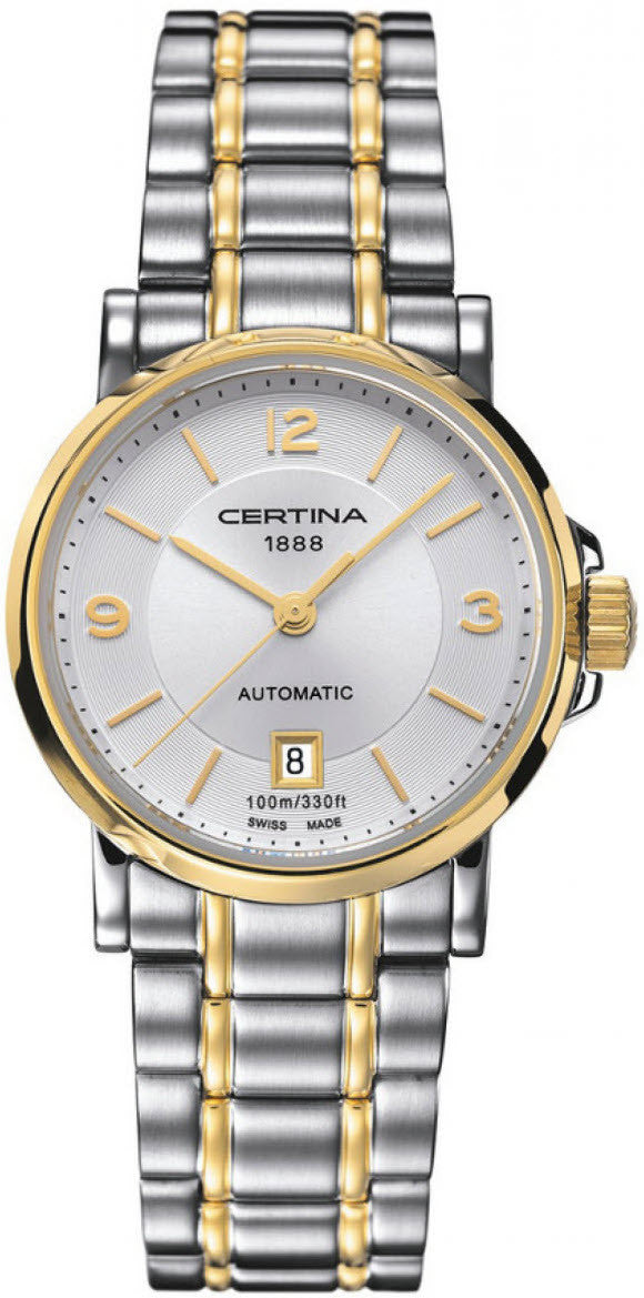Certina Watch DS Caimano Lady Automatic