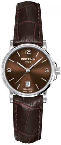 Certina Watch DS Caimano Lady Quartz