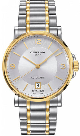Certina Watch DS Caimano Gent Automatic