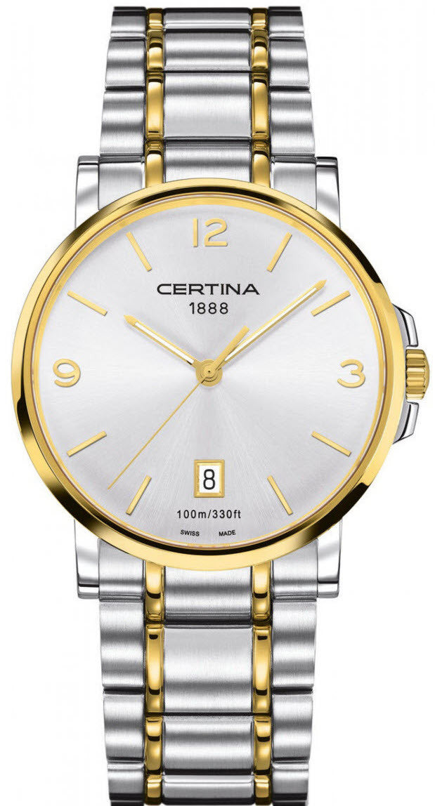 Certina Watch DS Caimano Quartz