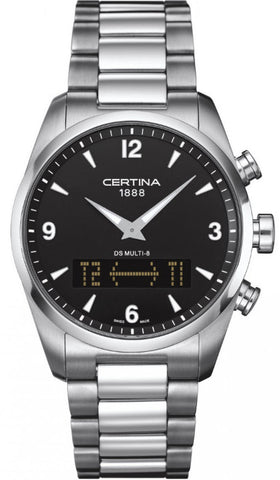 Certina Watch DS Multi-8 Quartz D