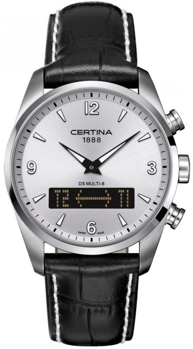 Certina Watch DS Multi-8 Quartz