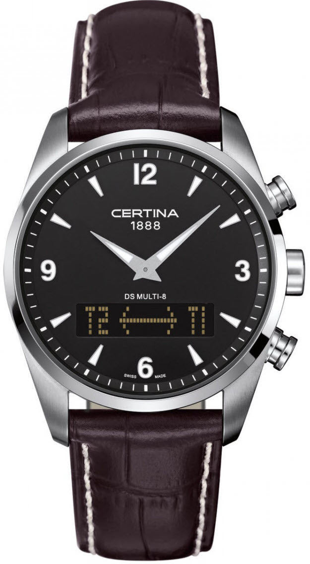 Certina Watch DS Multi-8 Quartz A