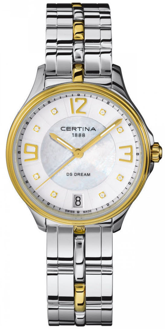 Certina Watch DS Dream Quartz D