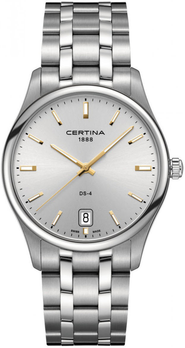 Certina Watch DS-4 Big Size Quartz S