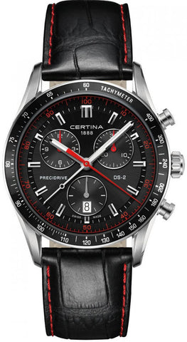 Certina Watch DS-2 Chrono 1/100 Sec Quartz