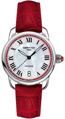 Certina Watch DS Podium Lady Quartz