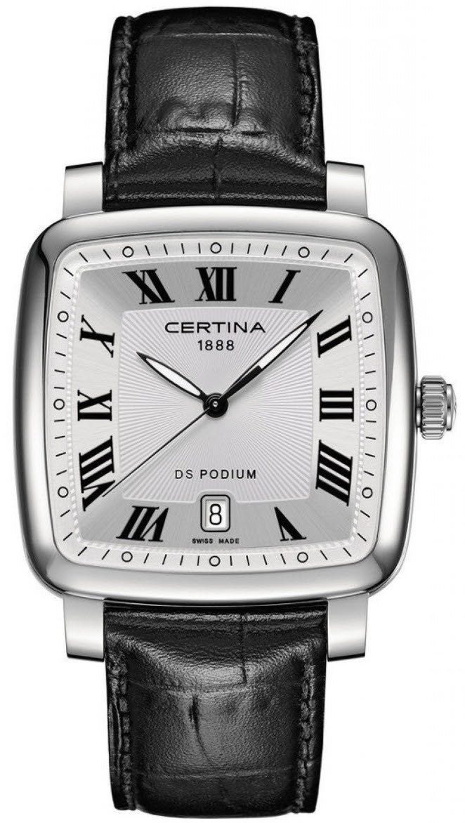 Certina Watch DS Podium Square Quartz A
