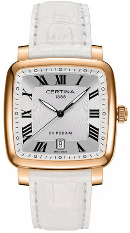 Certina Watch DS Podium Square Quartz