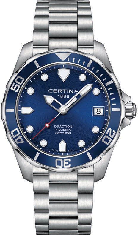 Certina Watch DS Action Quartz