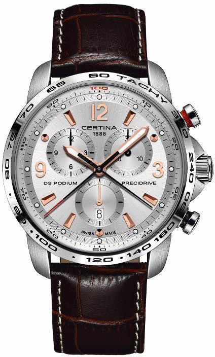 Certina Watch DS Podium Big Size