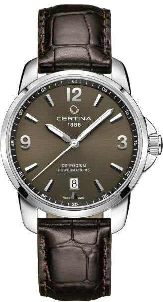 Certina Watch DS Podium Powermatic 80