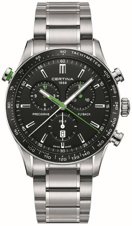 Certina Watch DS-2 Chrono Flyback