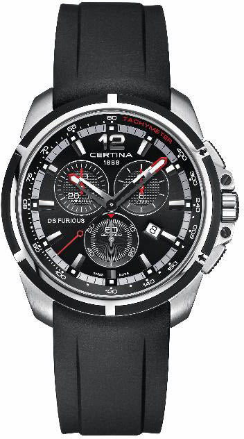 Certina Watch DS Furious Chrono