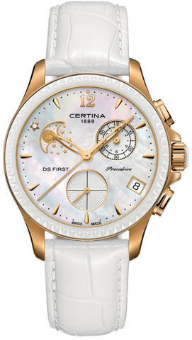 Certina Watch DS First Lady Moon Phase