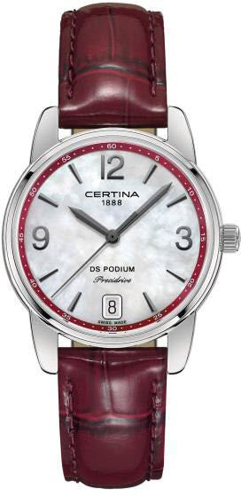 Certina Watch DS Podium Lady