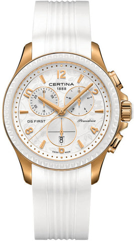 Certina Watch First Ceramic
