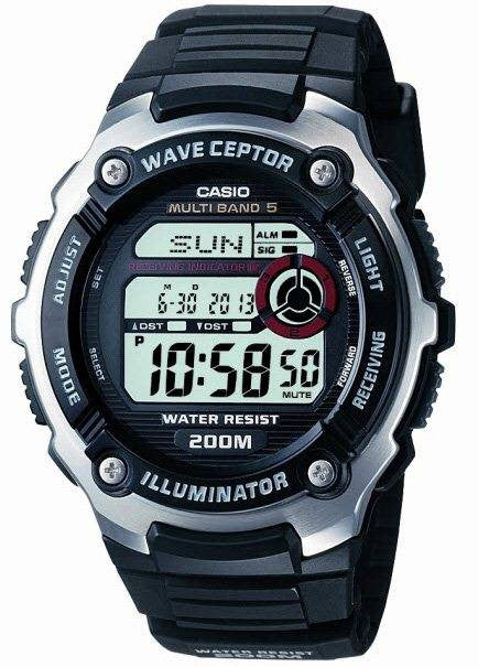 Casio Watch Waveceptor D
