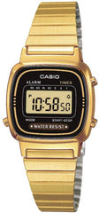 Casio Watch Retro Ladies