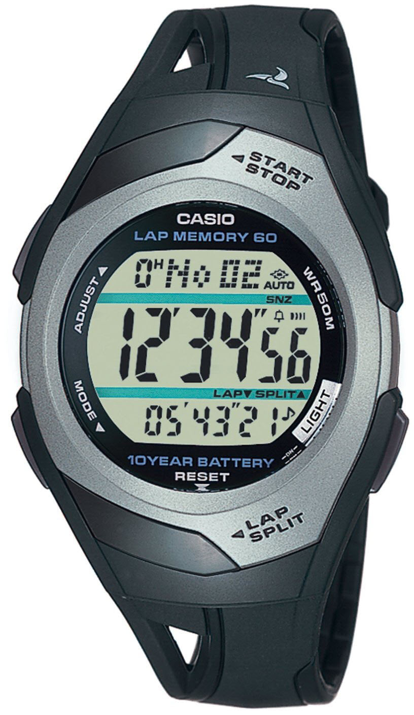 Casio Watch Sports Gear