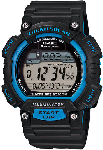 Casio Watch Sports Alarm Chronograph