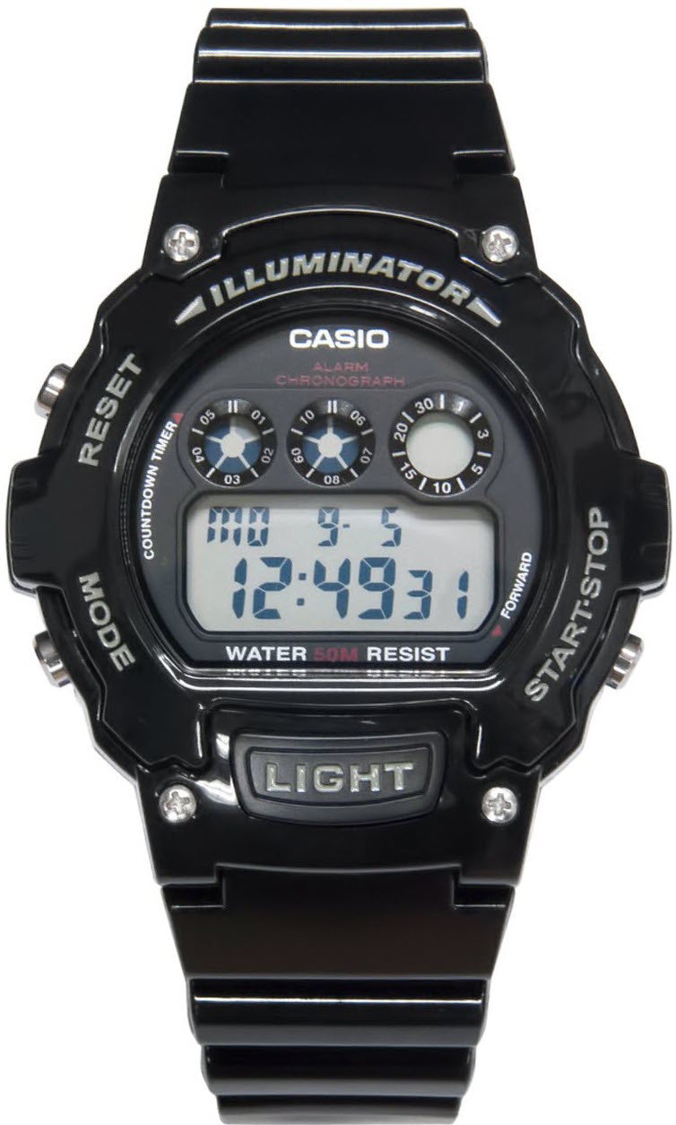 Casio Watch Sport Mens